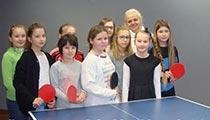 Szkolny Turniej Tenisa Stołowego