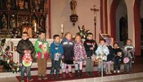 Uroczystość św. Marcina w Łubowicach