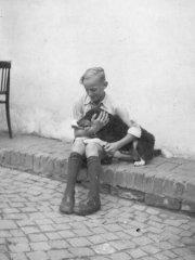 p.Fortunat Wallach, ok.1950 r.
