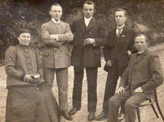 rodz.Wallach z Ligoty Ks. ok.1920