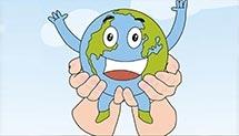 Spotkanie z Globikiem w ramach Akademii Przyjaciół Planety