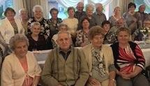 Spotkanie emerytów Łubowickiego Koła