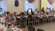 Mikołajkowe spotkanie seniorów