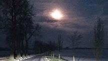 Wilczy Księżyc. Pierwsza pełnia księżyca
