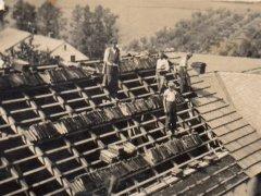 Wymiana dachu 1937 r